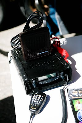 Typical portable emergency station
